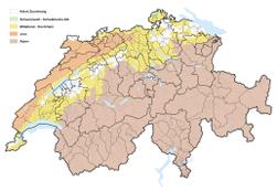 Karte Berggebietsregionen der Schweiz 2018.png