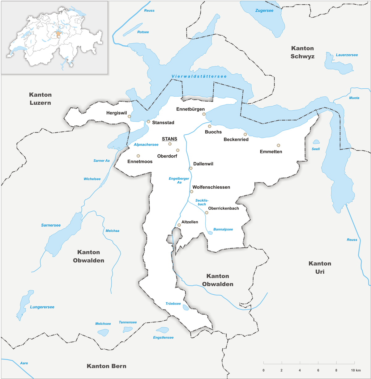 Canton of Nidwalden Wikipedia