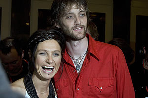 Kasey Chambers - Chambers and Shane Nicholson ARIA Hall of Fame