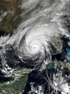 Hurricane Kate (1985) Category 3 Atlantic hurricane in 1985