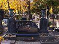 Katowice - Cmentarz - Grobowiec Rymerów.JPG