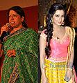 Kavitha Krishnamurty & ShreyaGhoshal.jpg