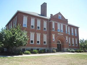 Kelleys Island, Ohio - The Estes Schoolhouse on Kelleys Island