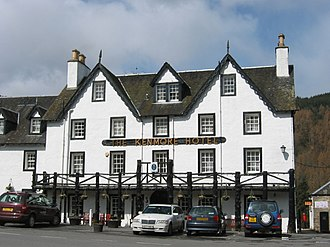 Kenmore, Perth and Kinross - The Kenmore Hotel