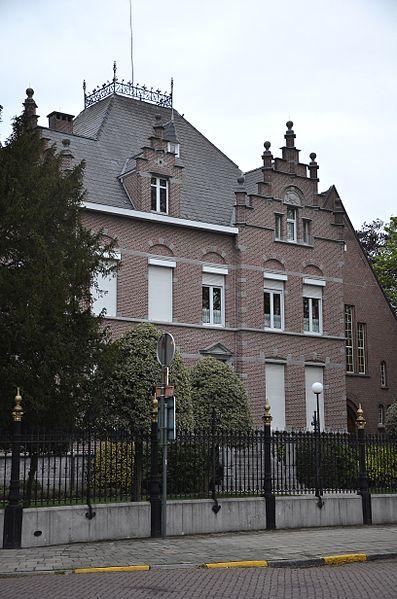 Kerkstraat 1, Rumst