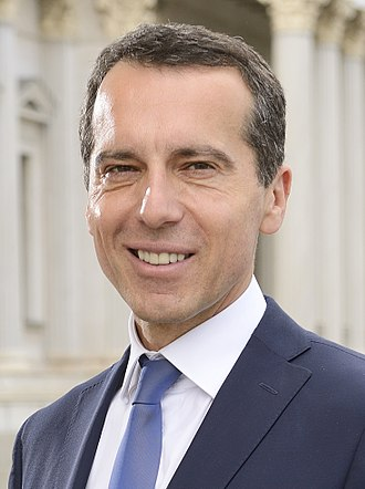 Next Austrian legislative election - Image: Kern Portrait (cropped)