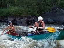 Whitewater Canoeing Wikipedia
