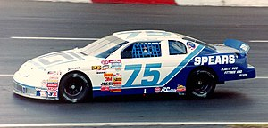 Kevin Harvick - Harvick's 1997 Winston West car