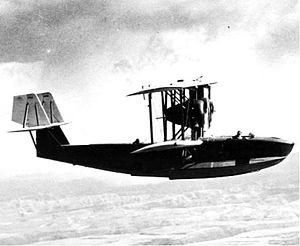 Naval Aircraft Factory PN - A Keystone PK-1
