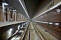 Khovrino (Moscow Metro), track.jpg