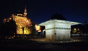 Kilic Ali Pasha Mosque and Tophane Fountain.jpg