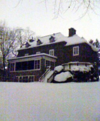 John MacNider - Kilmarnock Manor, Sillery, Quebec City. Built in 1802, this was John MacNider's principal family home