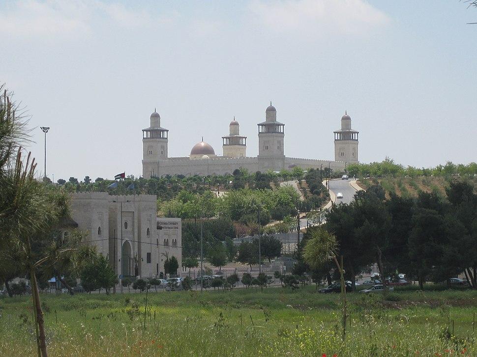 King Hussain Mosque, Amman, Jordan