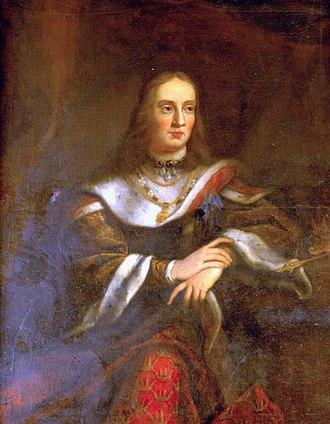 John, King of Denmark - Eighteenth-century artist's impression of John of Denmark