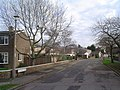 Kingfisher Close at junction with Larkway, Brickhill - geograph.org.uk - 312395.jpg