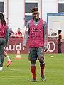 Kingsley Coman Training 2019-04-10 FC Bayern Muenchen-5.jpg