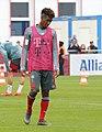 Kingsley Coman Training 2019-04-10 FC Bayern Muenchen-6.jpg