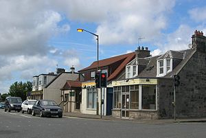 Kirkliston - At the crossroads