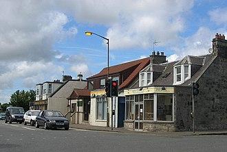 Kirkliston - At the crossroads