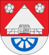 Coat of arms of Klein Offenseth-Sparrieshoop