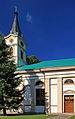 Kościół ewangelicko-augsburski apostołów Piotra i Pawła w Wiśle 2.JPG