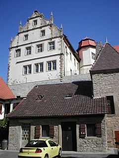 Bad Friedrichshall Place in Baden-Württemberg, Germany