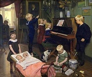 Otto Haslund Danish artist