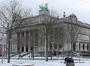 Royal Museum of Fine Arts Antwerp - Image: Koninklijk Museum voor Schone Kunsten (Antwerpen)