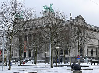 art museum in Antwerp