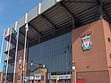 Anfield, casa do Liverpool FC