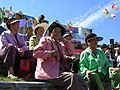Korea-Andong-The senior female audience-01.jpg