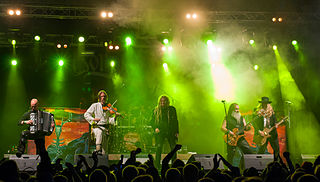 Korpiklaani Finnish metal band