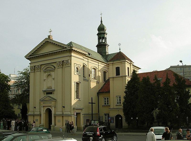Kościół Św. Trójcy na Solcu (fot. wikipedia)