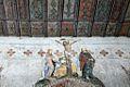 Kostel svatého Bartoloměje - dřevěný malovaný strop.jpg