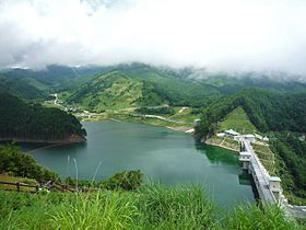 Kotogawa Dam and lake survey.jpg
