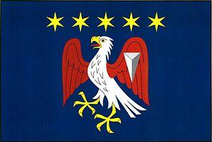 Krahulčí - Image: Krahulčí flag