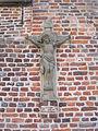 Kranenburg Mauer Kreuz.JPG