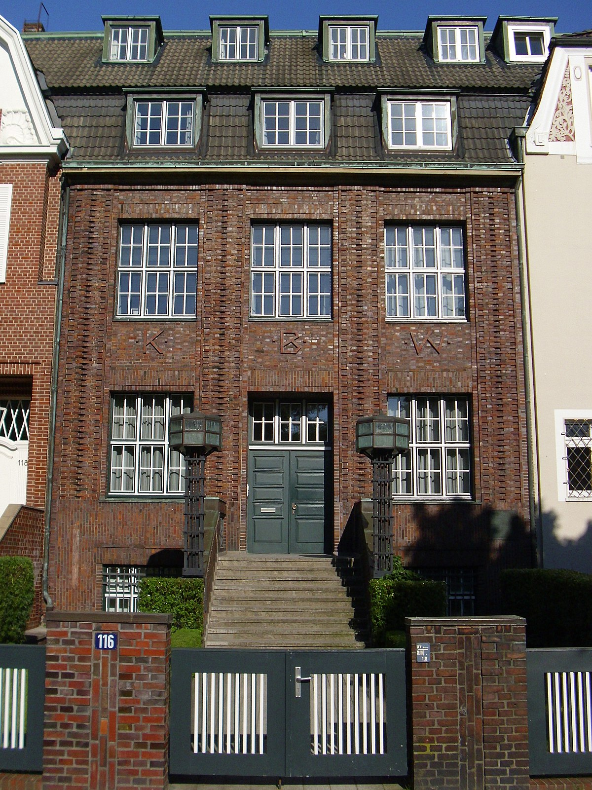 Warburg haus hamburg wikipedia for Haus hamburg