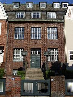 Warburg Haus, Hamburg interdisciplinary forum for art history and cultural sciences in Hamburg, Germany