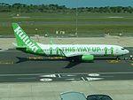 Kulula 737-800 ZS-SWO at DUR (26270354391).jpg