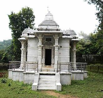Kunthunatha - Image: Kunthunath Temple, Madhuban