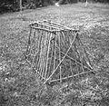 Kurənk (kurnik) za kokljo in piščeta, Slap 1958.jpg