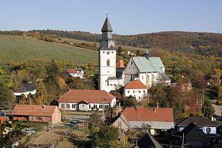 Kurdějov Municipality in South Moravian, Czech Republic