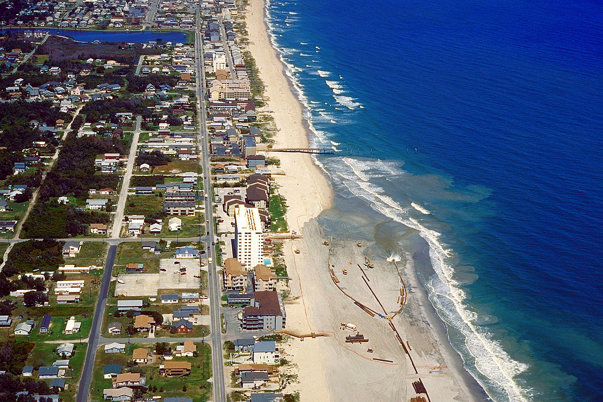Kure Beach - Source: Wikimedia.org