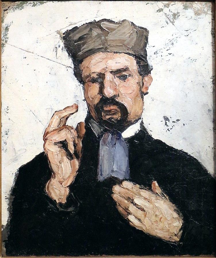 The lawyer (Uncle Dominique)