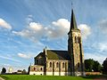 L'Eglise Saint-Nicolas de Coullemelle (Somme).JPG