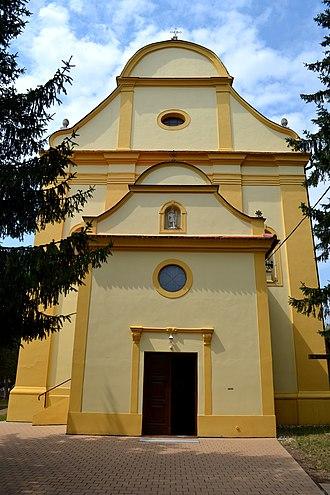 Láb - All Saints' Church