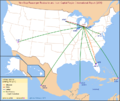 LAN Airline Route Map-2013 Feb-updated 2012 Aug.png