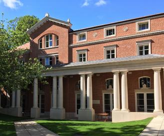 2017 in architecture - Image: LMH Graduate Centre