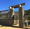 LOS LEONES TRAILHEAD - SANTA MONICA MOUNTIANS - 2015 - panoramio.jpg